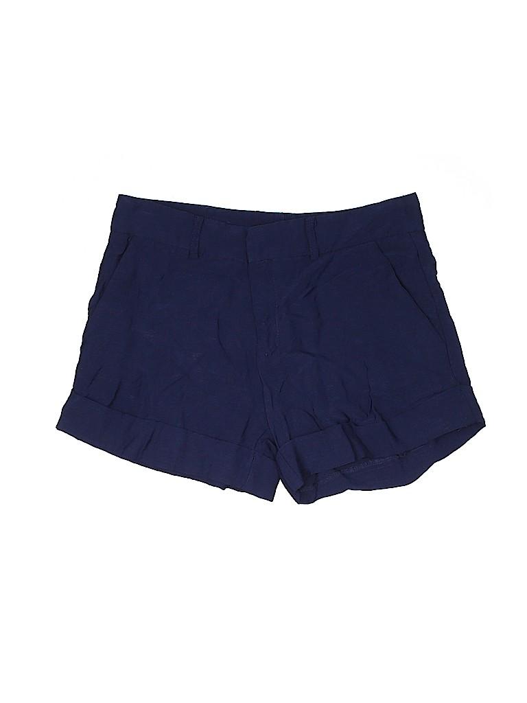Aqua Women Khaki Shorts Size M
