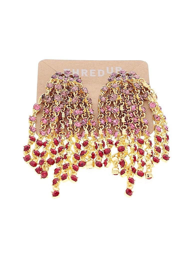 Oscar De La Renta Women Earring One Size