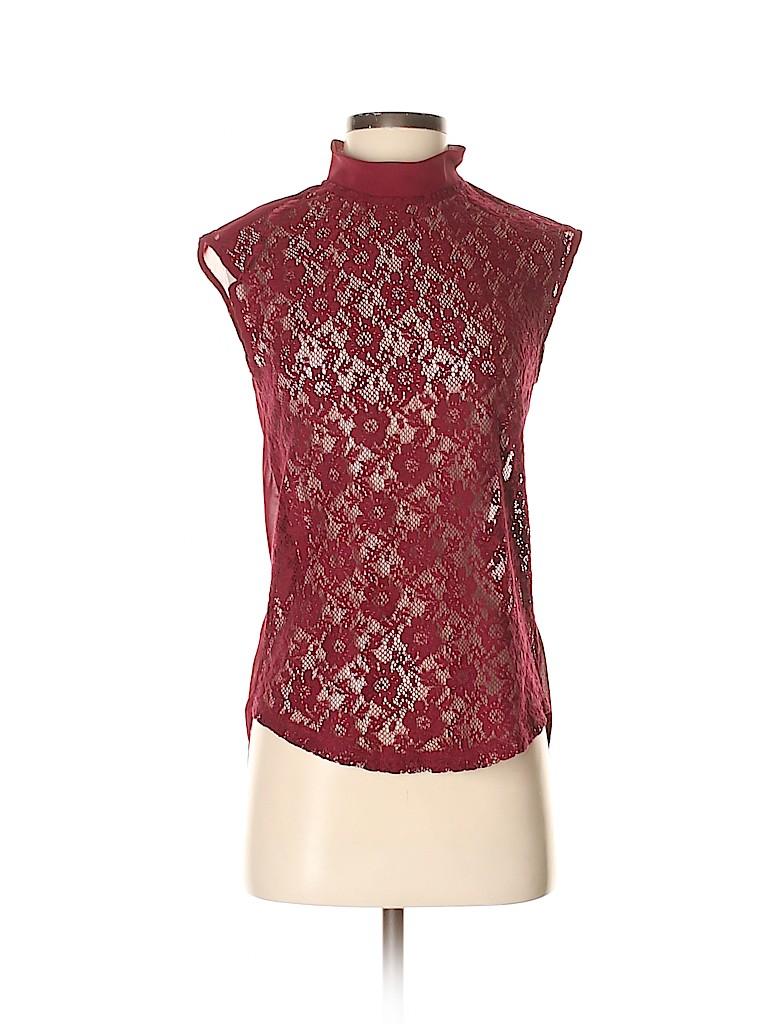 Mimi Chica Women Sleeveless Blouse Size XS