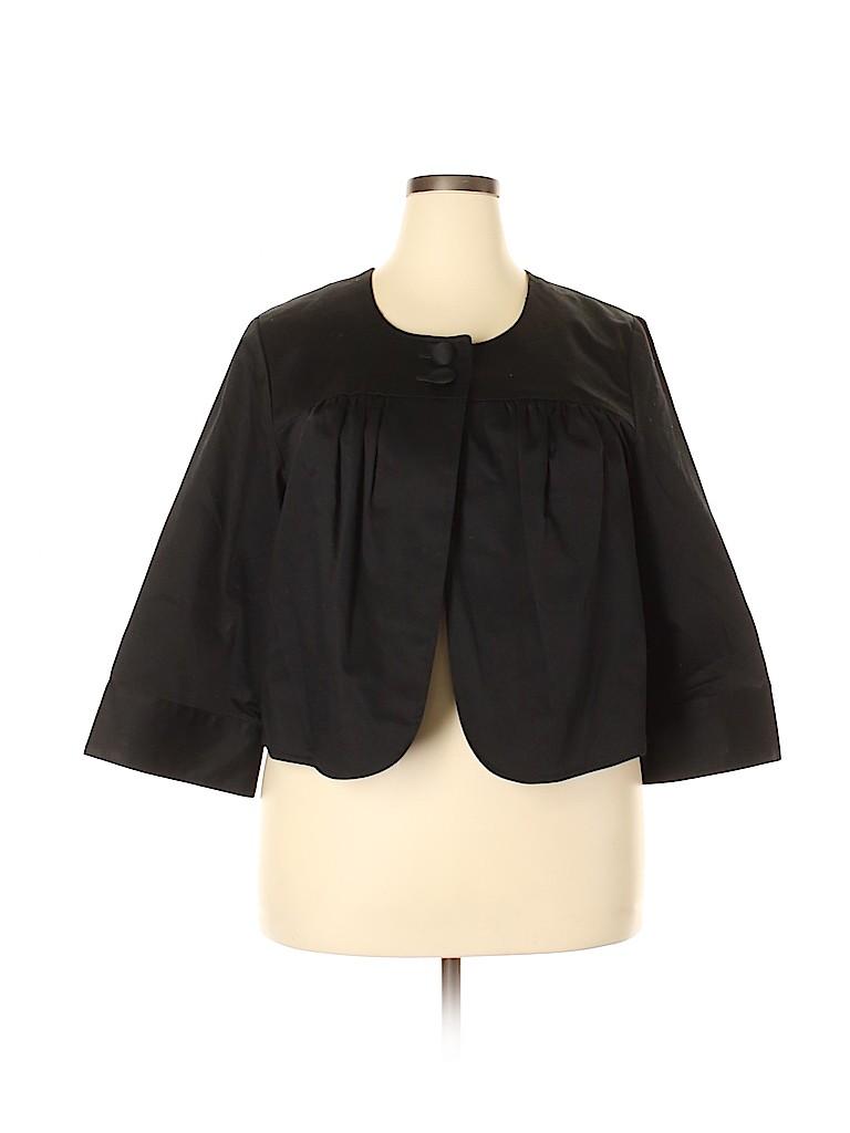 Investments II Women Jacket Size 20 (Plus)