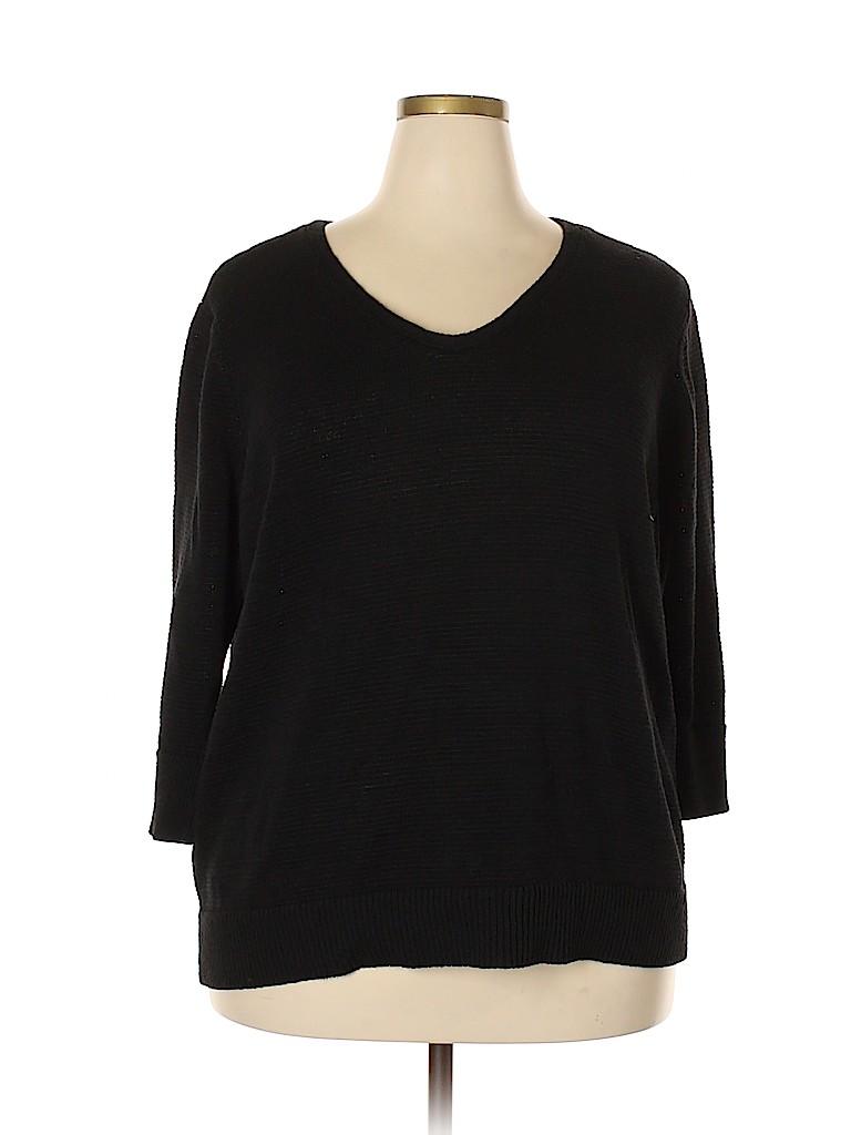 Ann Taylor LOFT Women Pullover Sweater Size 24 - 26 (Plus)