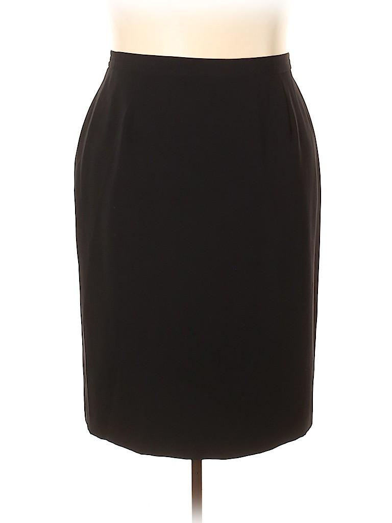 Focus 2000 Women Casual Skirt Size 22 (Plus)