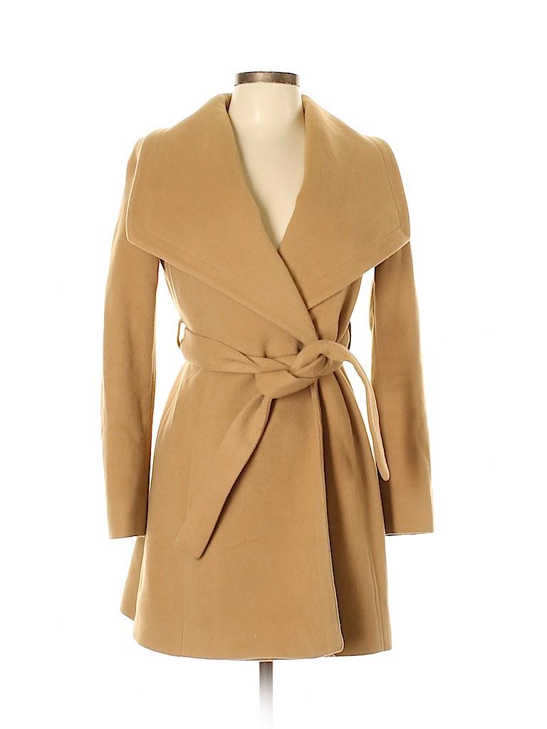MICHAEL Michael Kors Women Wool Coat Size XS