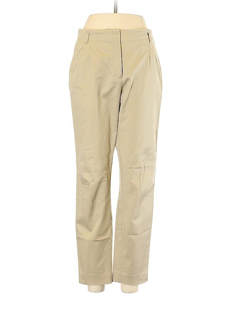 Mango Women Khakis Size 8