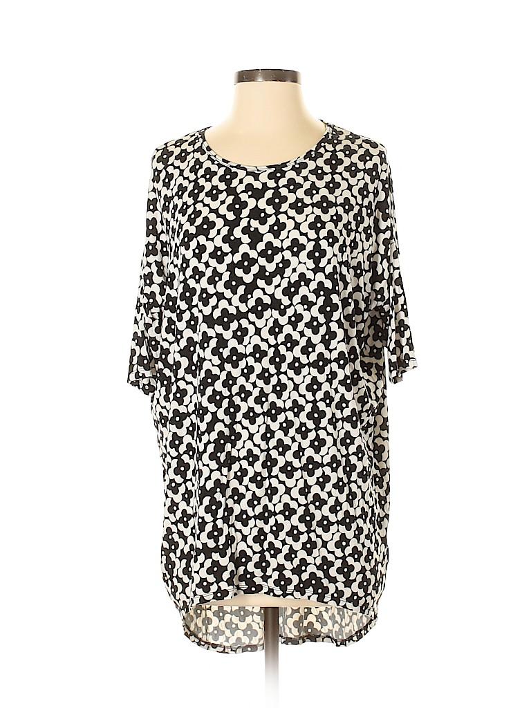 Lularoe Women 3/4 Sleeve Top Size S
