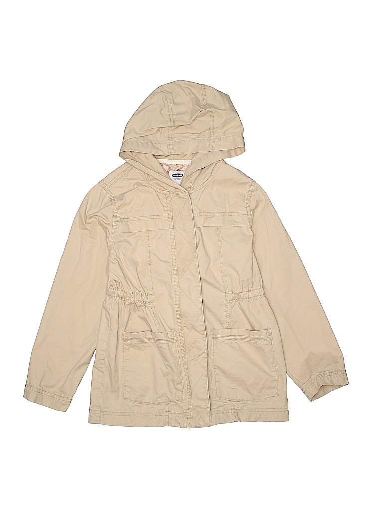Old Navy Girls Coat Size 8