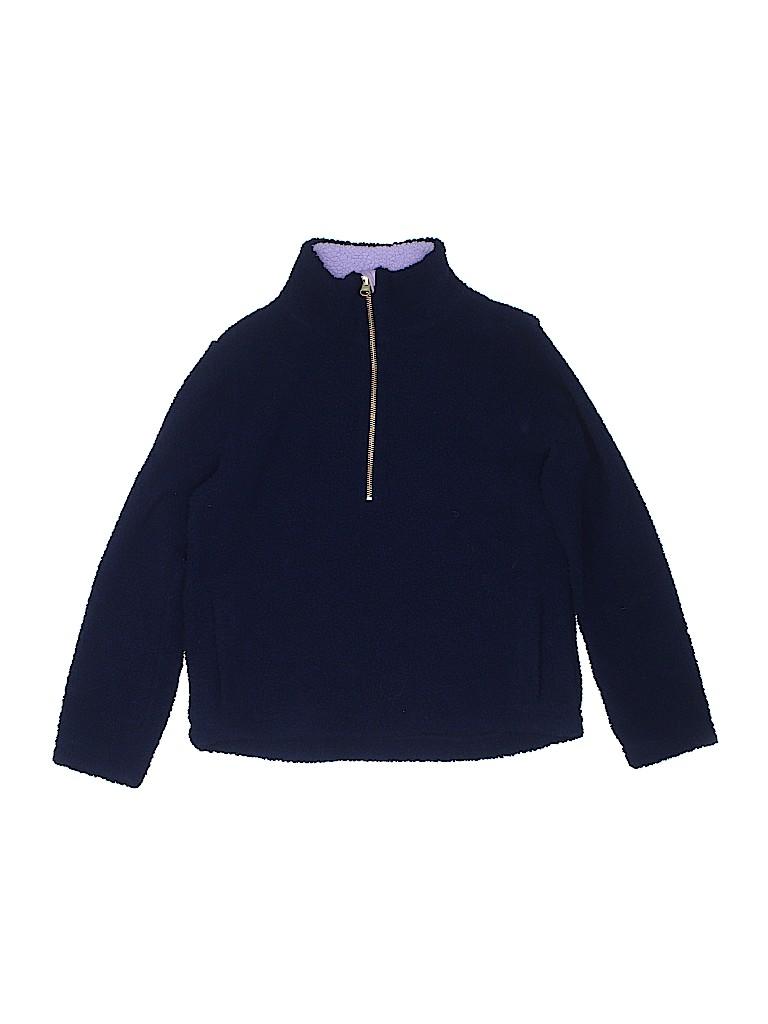 Old Navy Girls Fleece Jacket Size 10 - 12