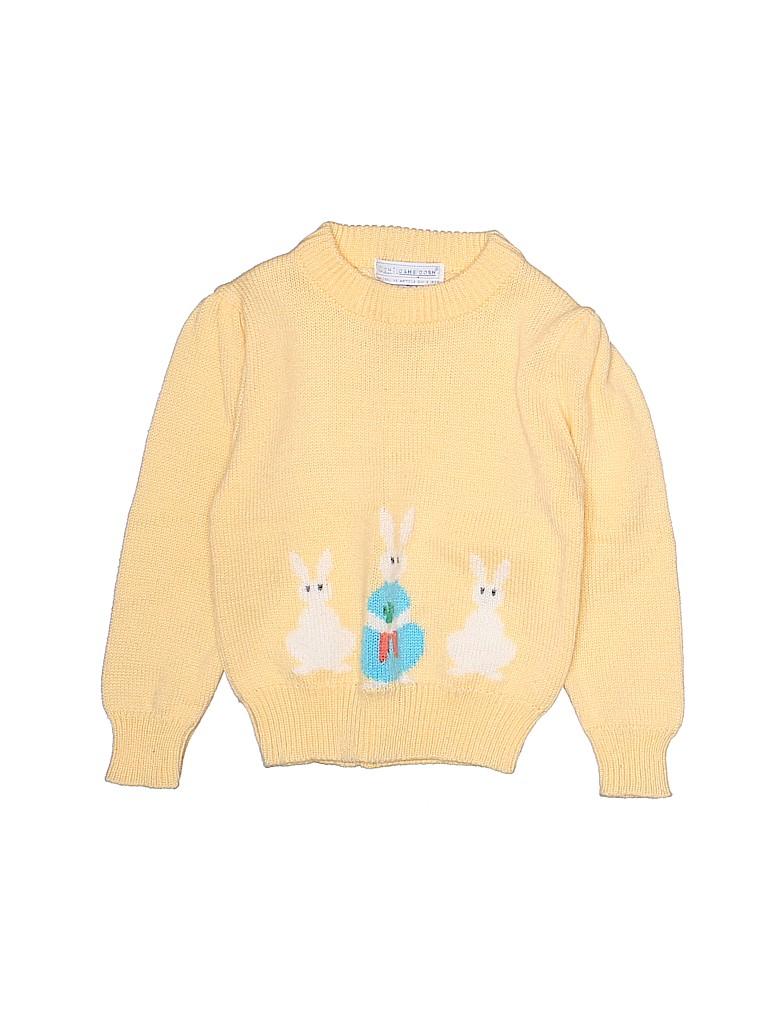 OshKosh B'gosh Girls Pullover Sweater Size 4T