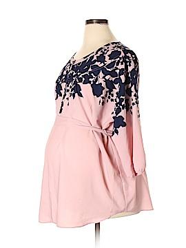 59c956b3f87 Motherhood 3 4 Sleeve Blouse Size XL (Maternity)