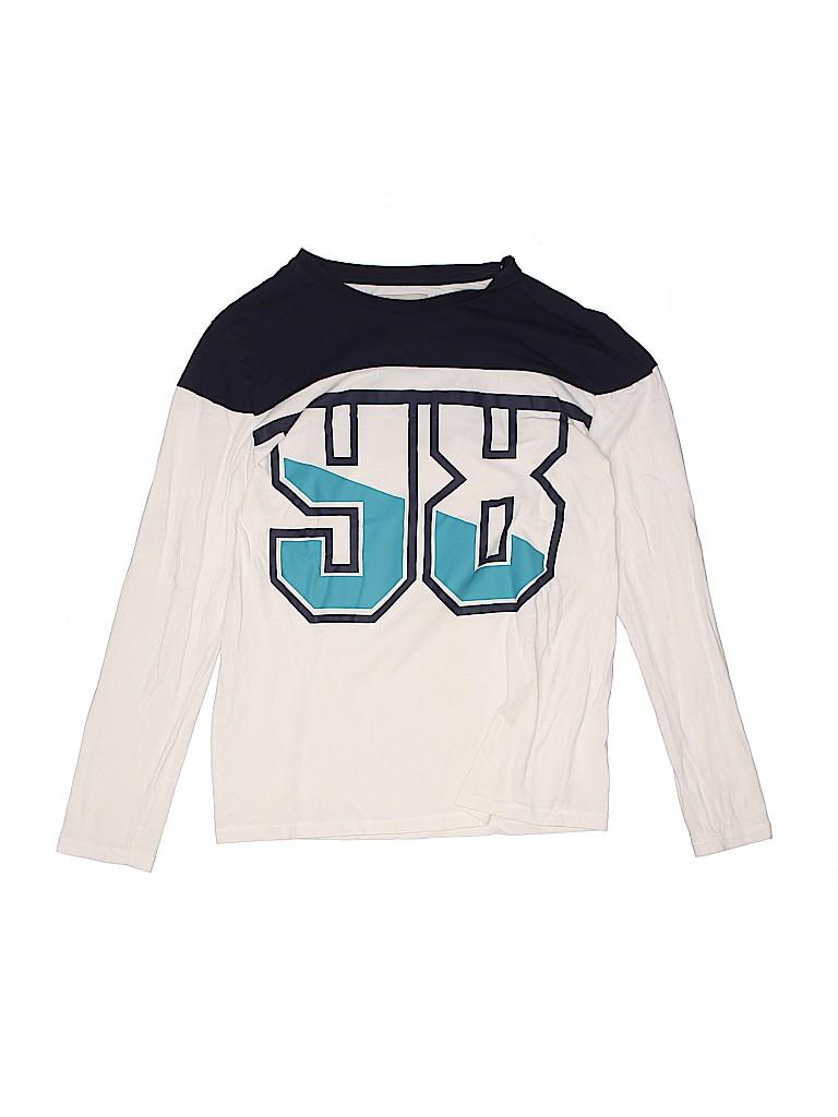 Zara Boys Long Sleeve T-Shirt Size 9