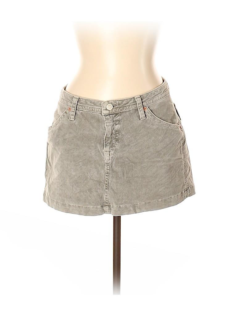 Hudson Jeans Women Denim Skirt 31 Waist