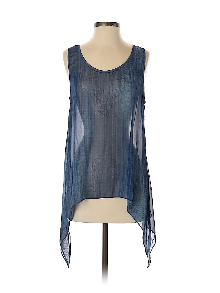 Joseph Ribkoff Women Sleeveless Blouse Size 4