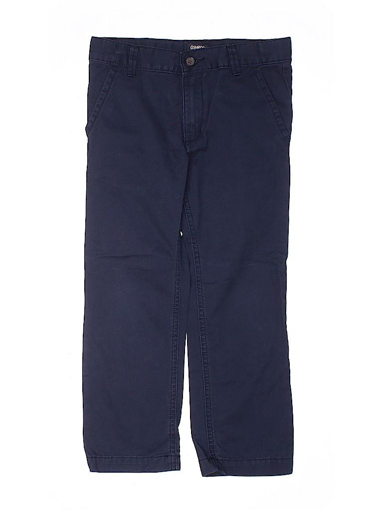 OshKosh B'gosh Boys Khakis Size 7 (Husky)