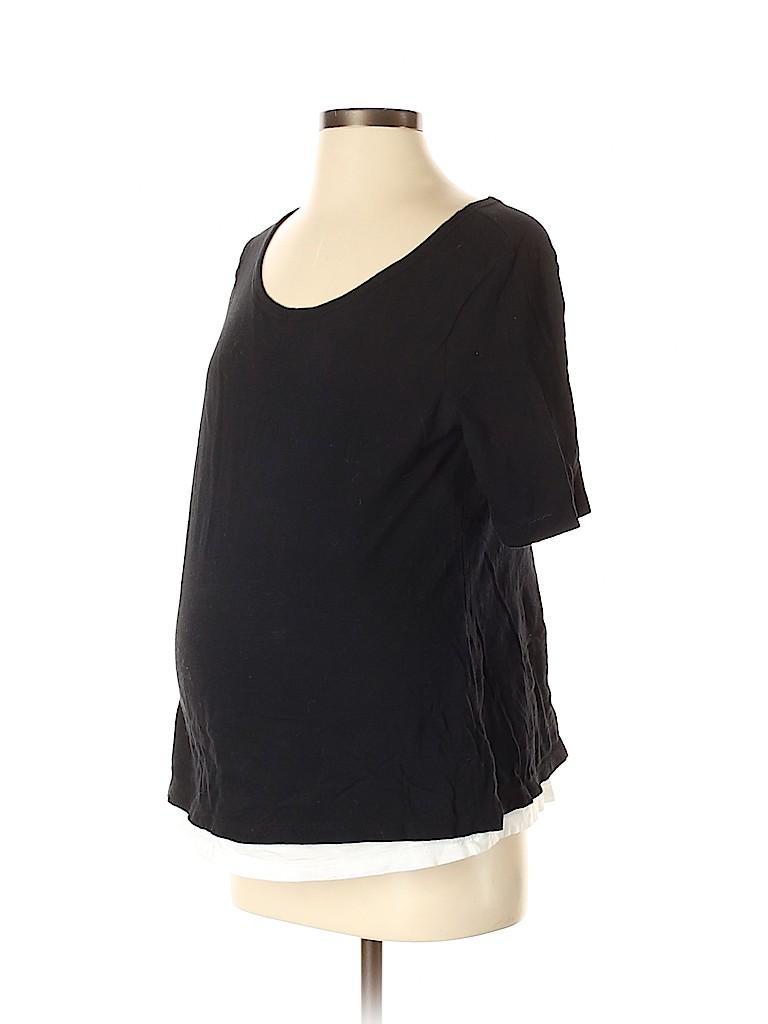 Gap - Maternity Women Short Sleeve T-Shirt Size S (Maternity)