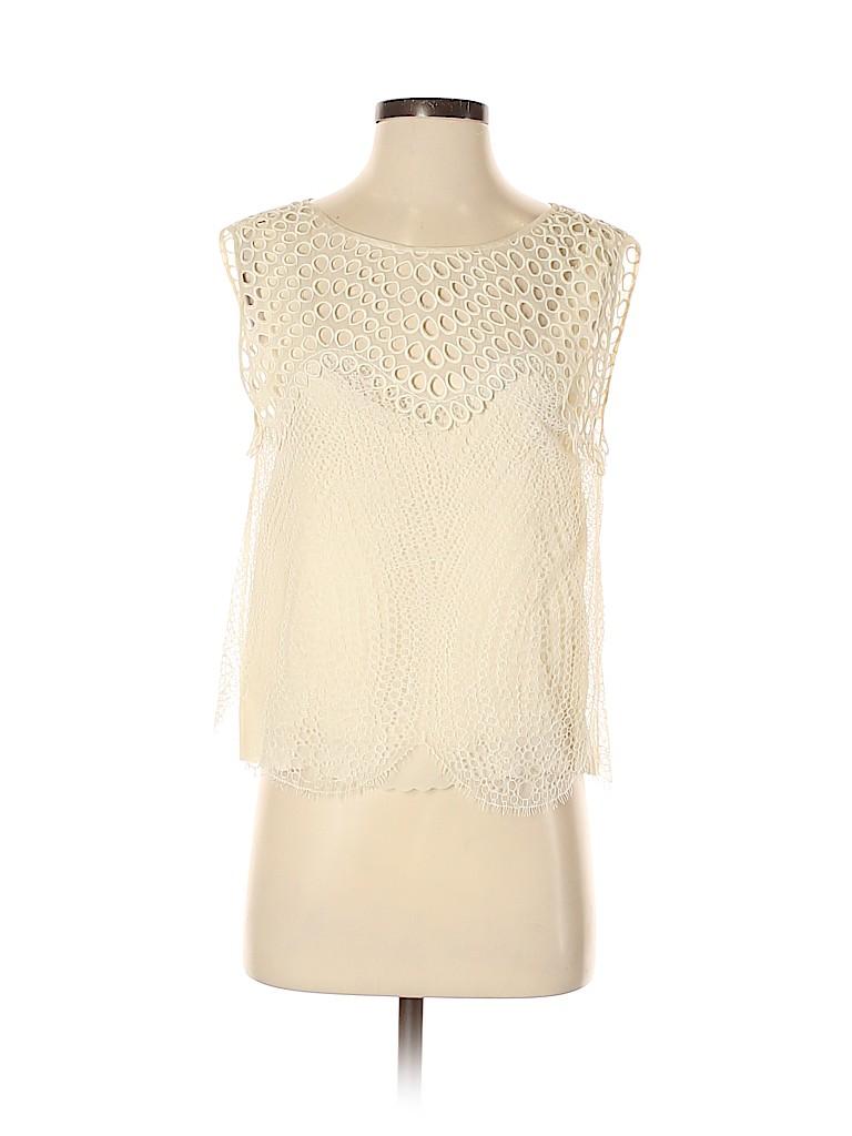 3.1 Phillip Lim Women Sleeveless Silk Top Size 4
