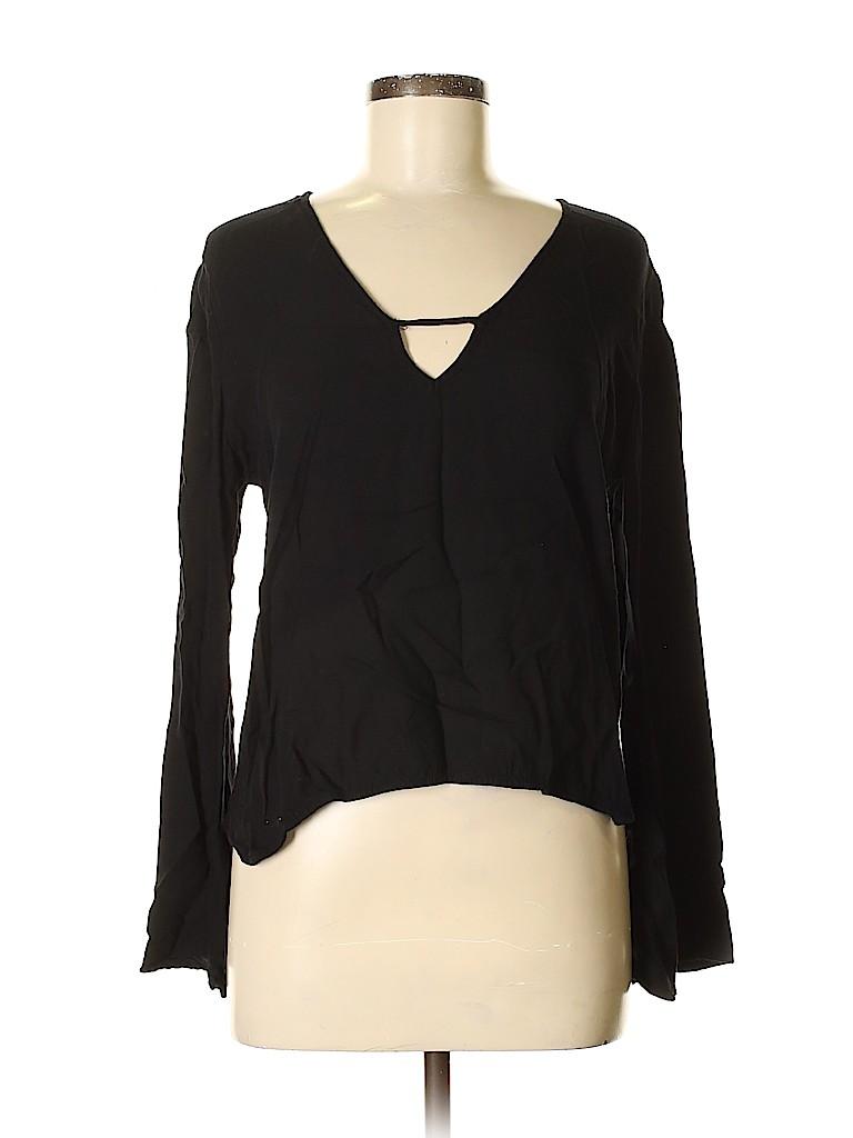 TOBI Women Long Sleeve Blouse Size M