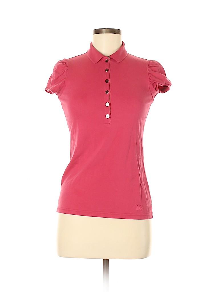 Burberry Women Short Sleeve Top Size S