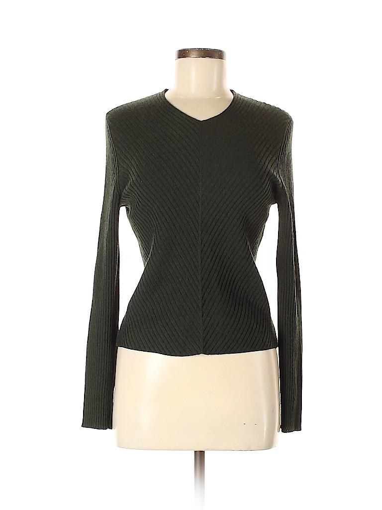 Piazza Sempione Women Wool Pullover Sweater Size 42 (IT)