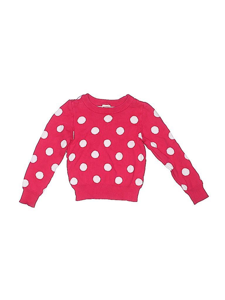 Arizona Jean Company Girls Pullover Sweater Size 4T
