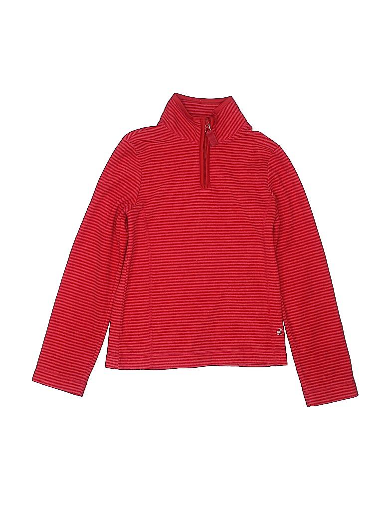 Old Navy Girls Fleece Jacket Size M (Kids)
