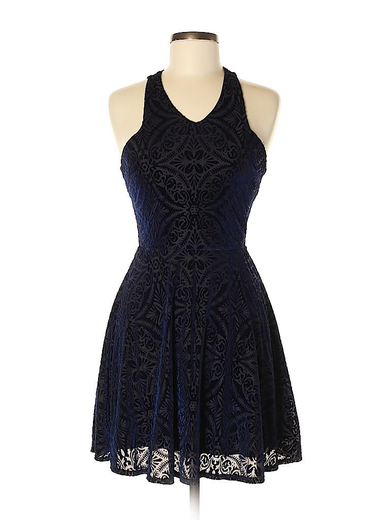 Aqua Women Cocktail Dress Size M