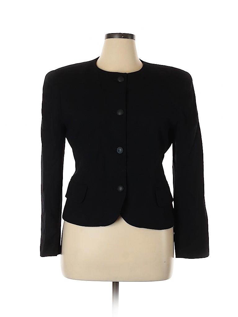 Christian Dior Women Wool Blazer Size 14