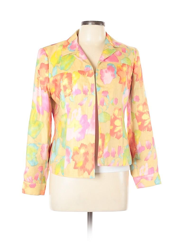 Doncaster Women Silk Blazer Size 10