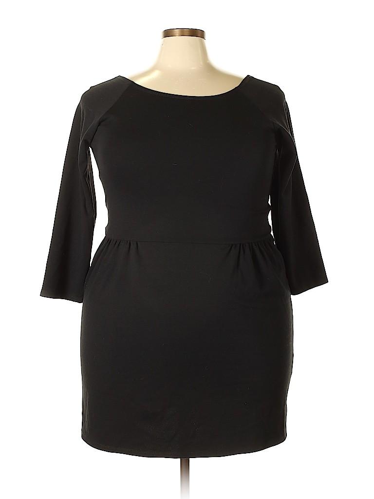 Ann Taylor Women Casual Dress Size XXL