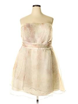 38b6742a7e David s Bridal Cocktail Dress Size 20 (Plus)