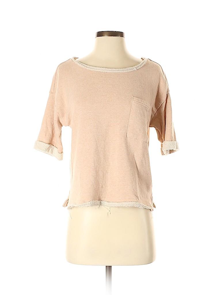 Splendid Women Sweatshirt Size 3X (Plus)