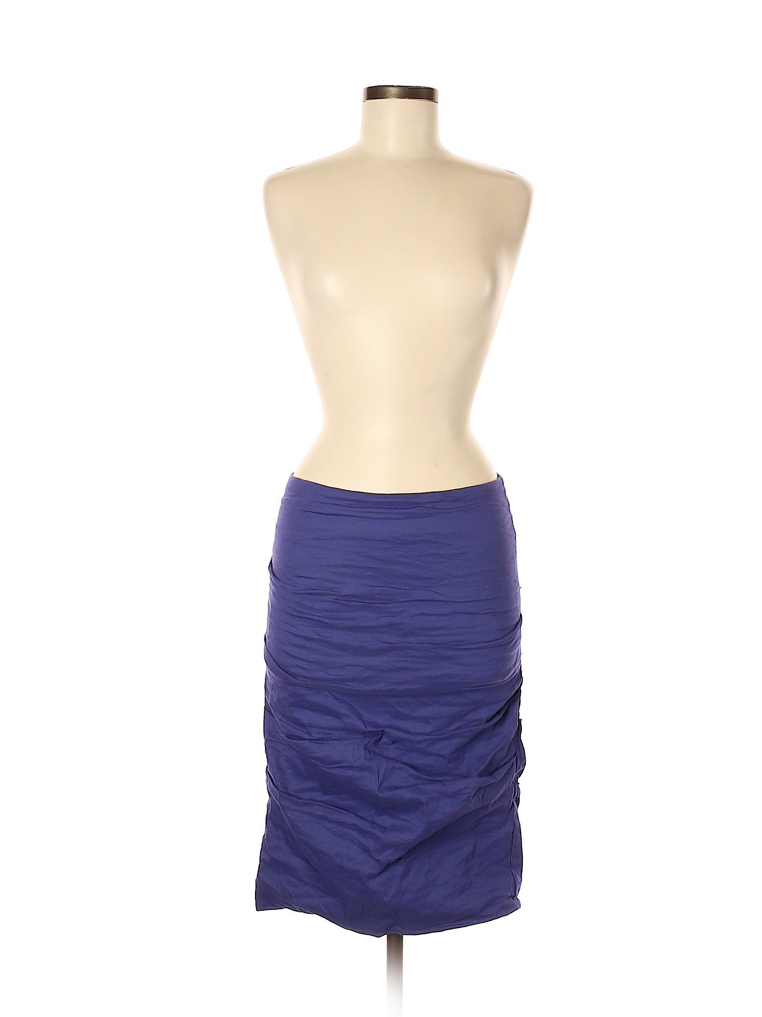 50d27ab2d86 NWT Nicole Miller Artelier Women Blue Cocktail Dress 10
