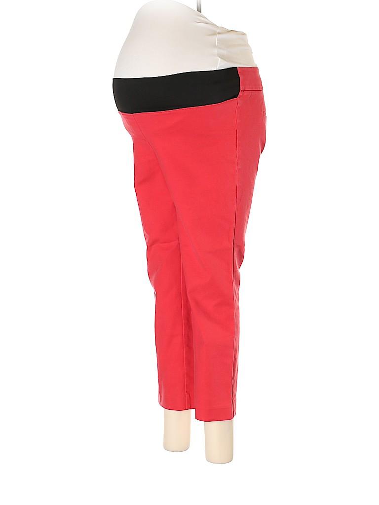 Ann Taylor LOFT Women Casual Pants Size 8 (Maternity)