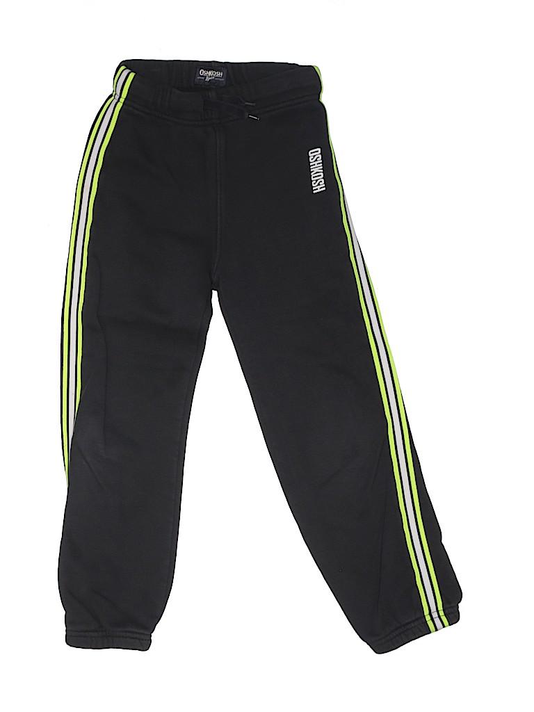 OshKosh B'gosh Boys Sweatpants Size 6