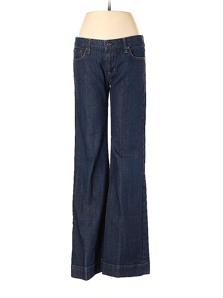 Fidelity Denim Women Jeans 34 Waist