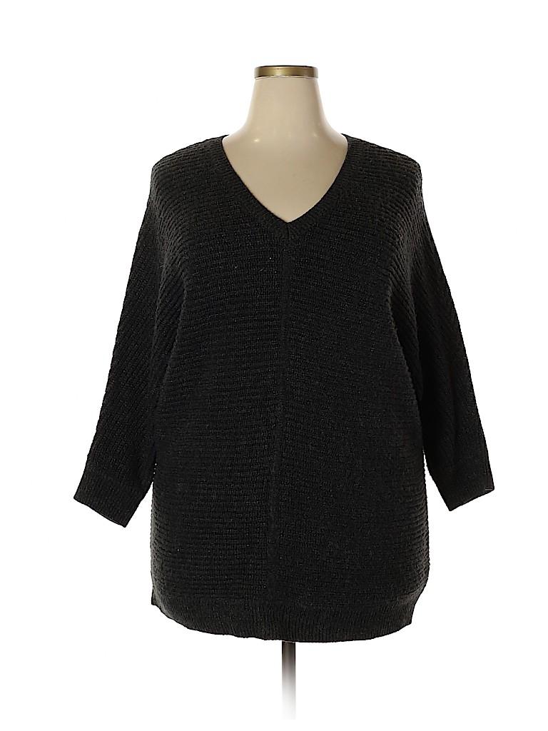 Ellen Tracy Women Pullover Sweater Size XXL