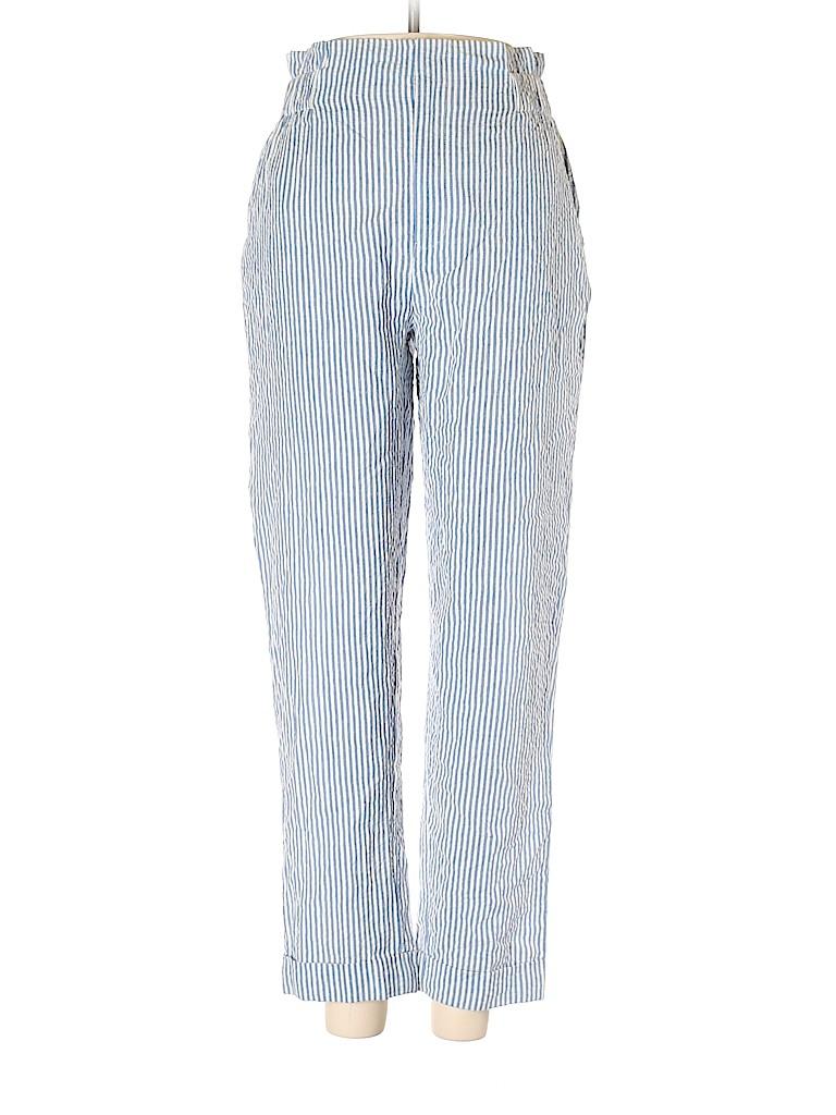 Mango Women Velour Pants Size XS