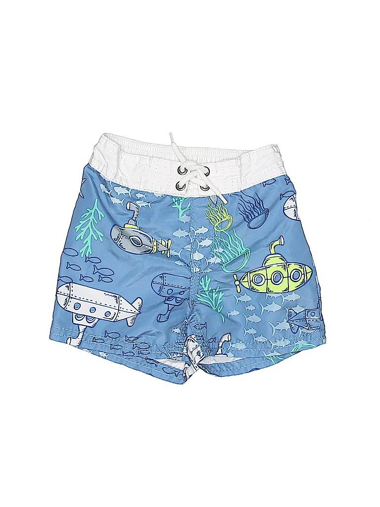 OshKosh B'gosh Boys Board Shorts Size 9 - 12