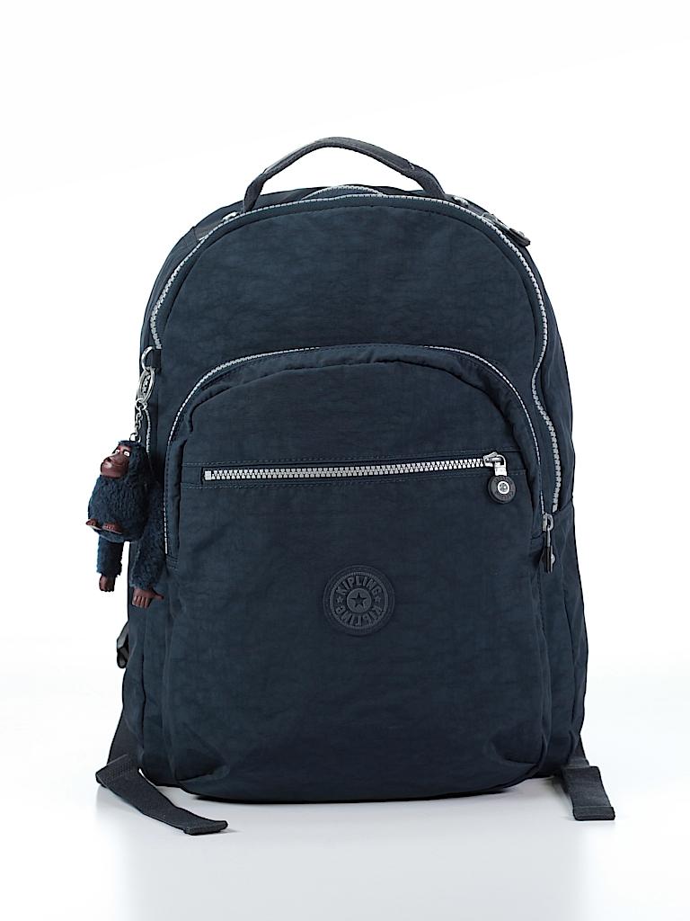Kipling Blue Backpack One Size Kids 67 Off Thredup
