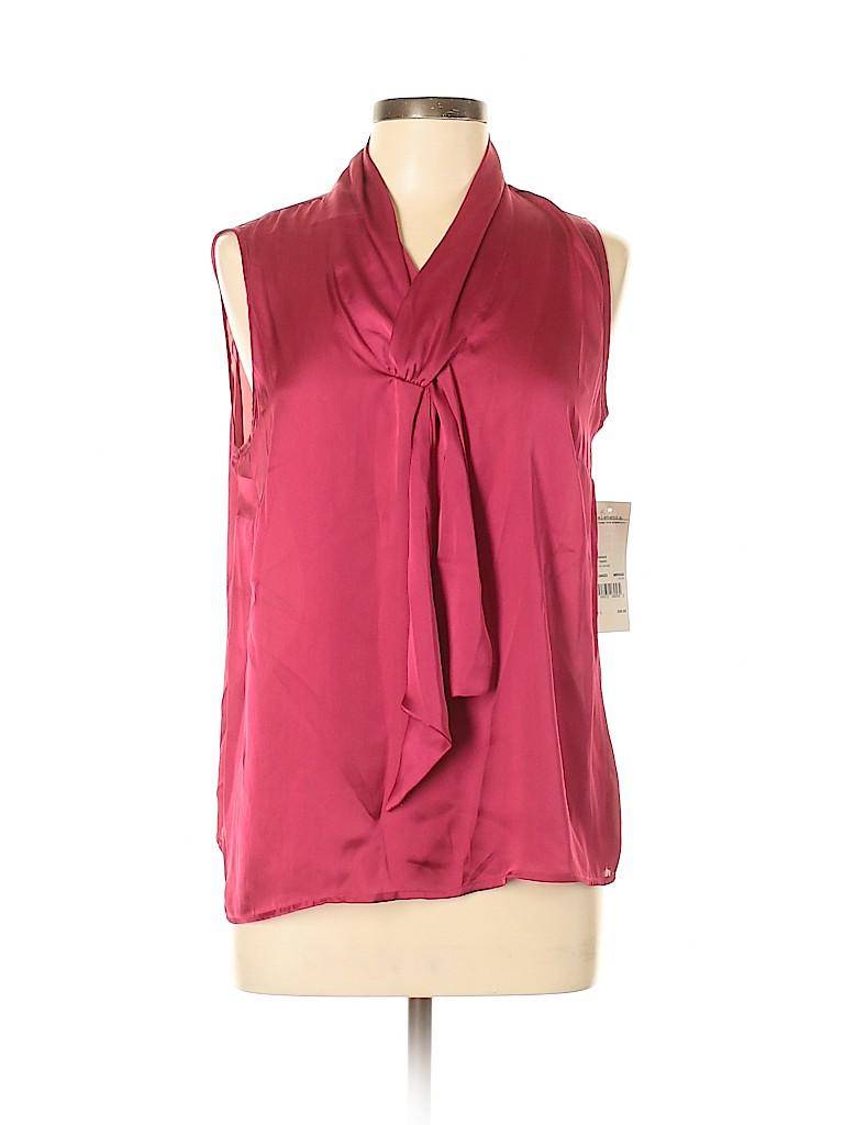Elementz Women Sleeveless Blouse Size L