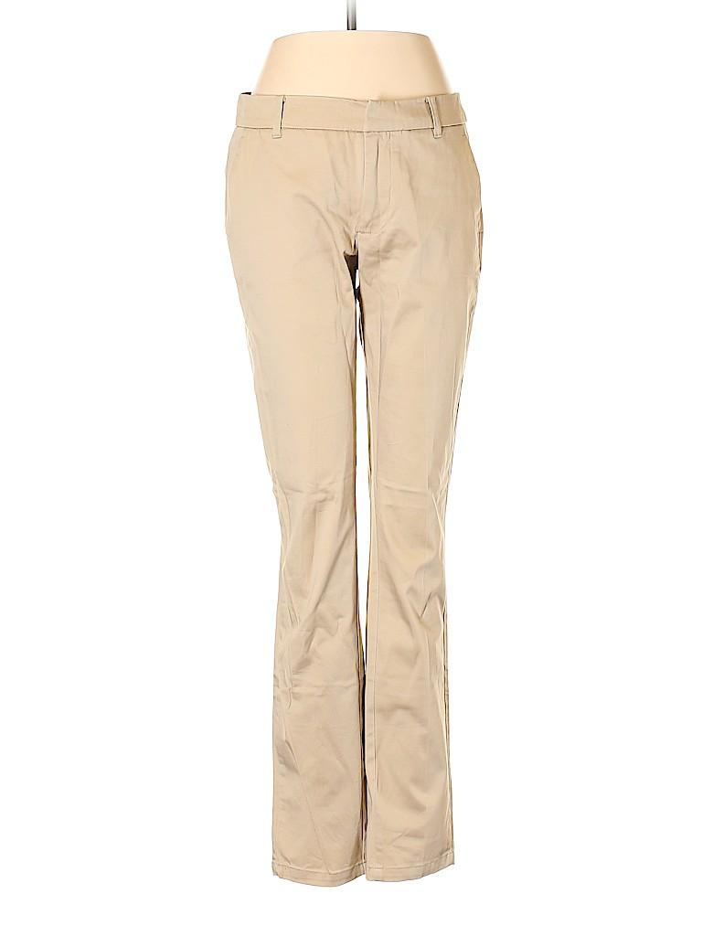 Mango Women Khakis Size 6