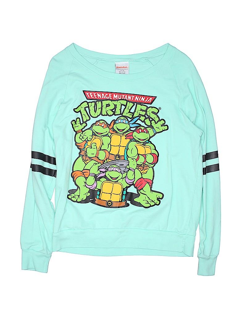 Nickelodeon Girls Sweatshirt Size 11 - 13