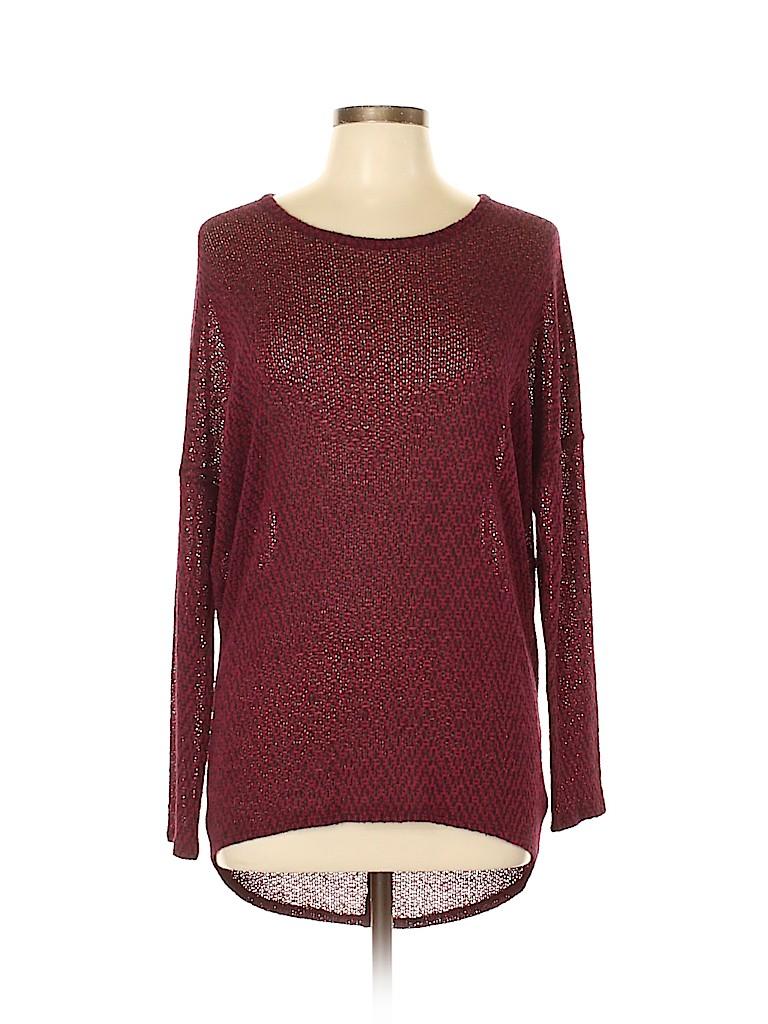 Assorted Brands Women Long Sleeve Top Size L