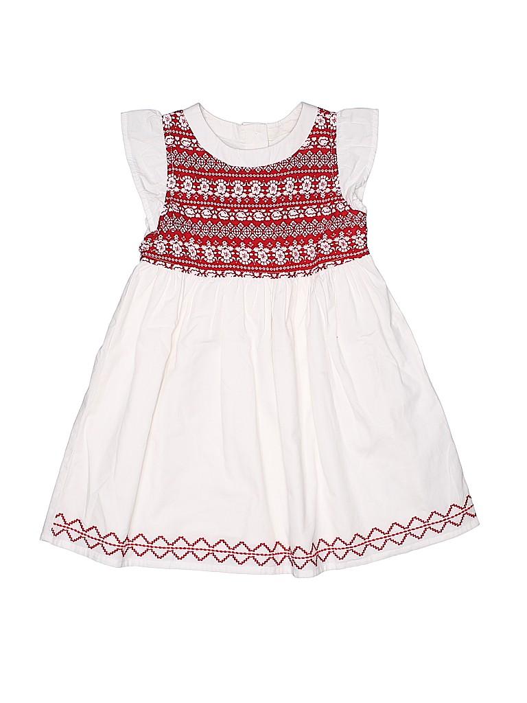 Crazy 8 Girls Dress Size 3T