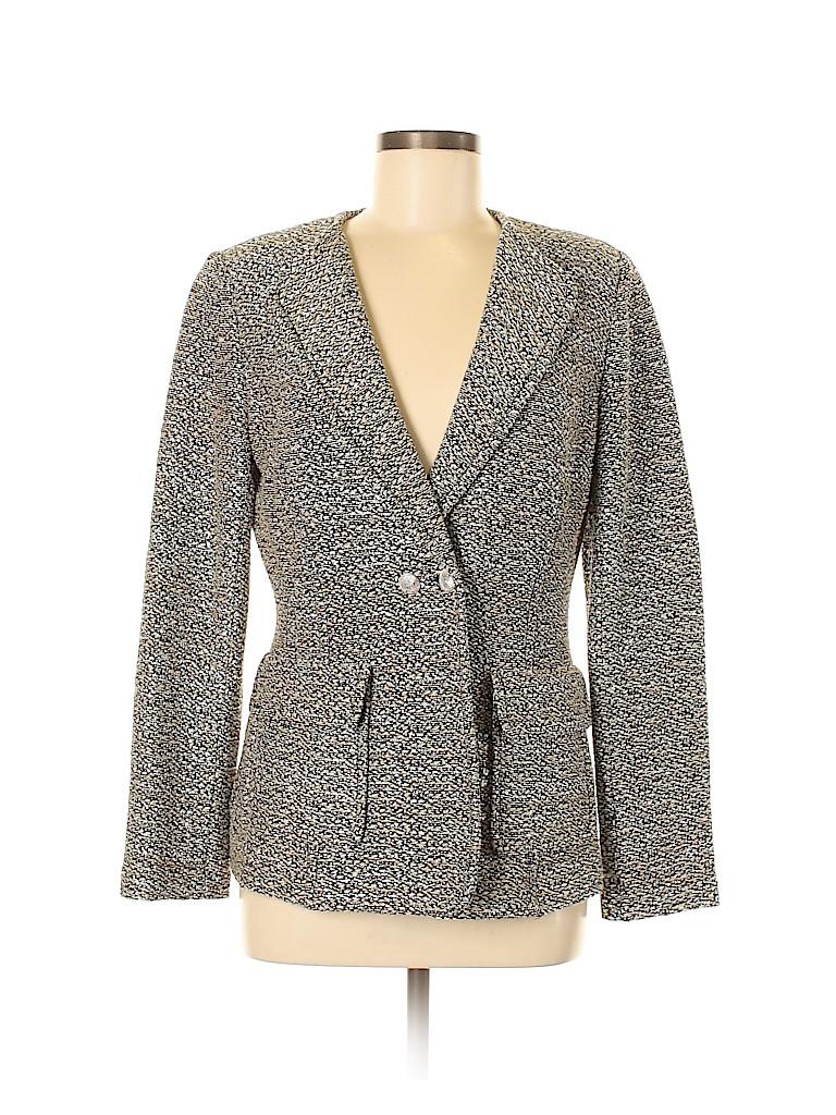 St. John Women Blazer Size 8