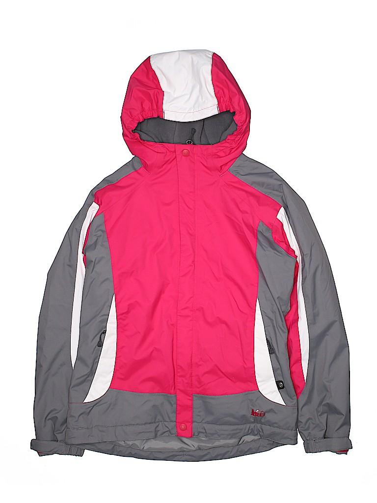 REI Girls Jacket Size L (Kids)