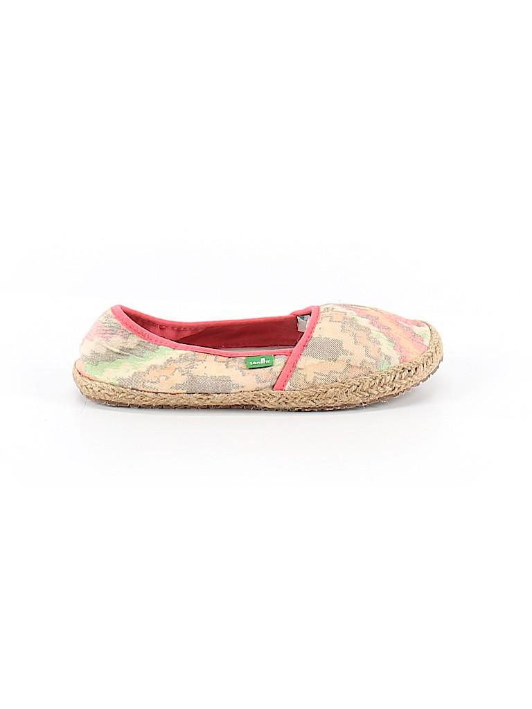 Sanuk Women Flats Size 6