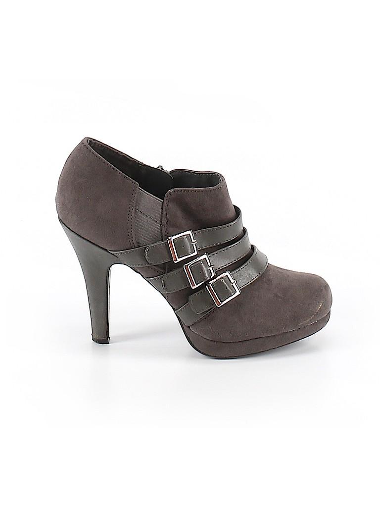 Fergalicious Women Ankle Boots Size 7