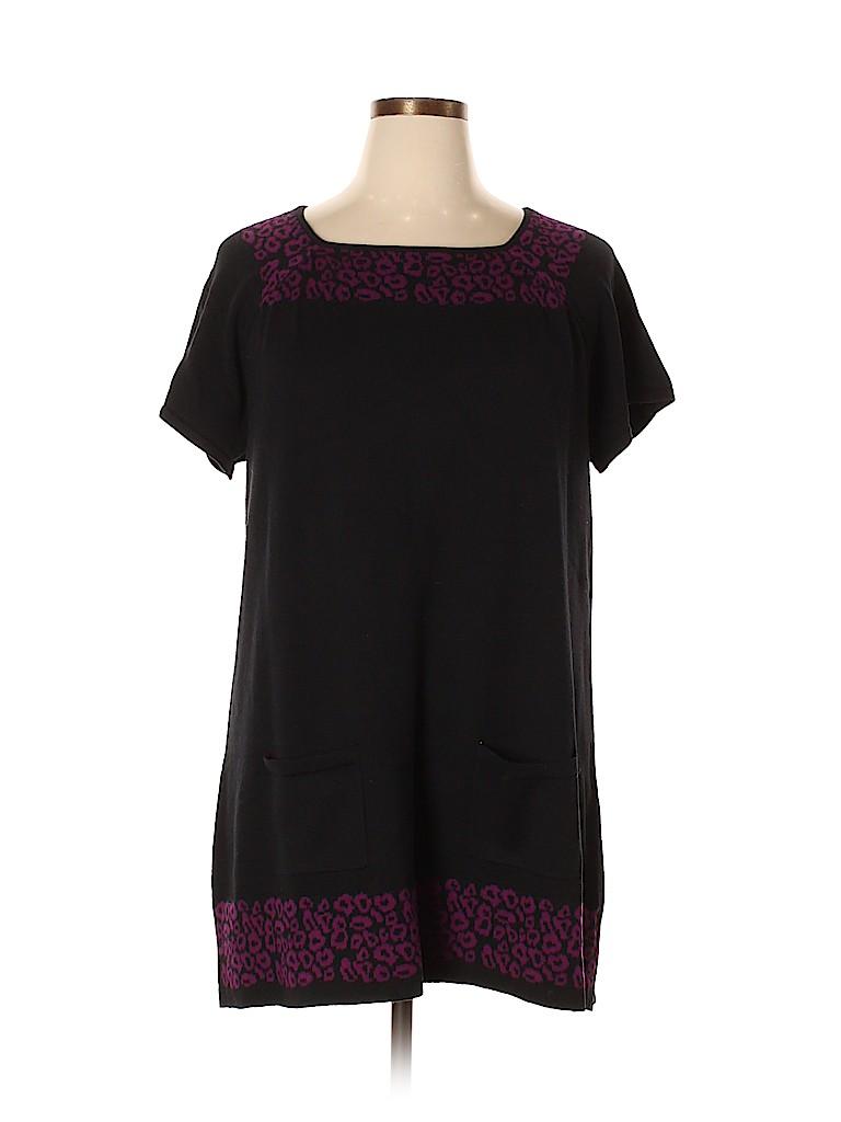 Style&Co Women Casual Dress Size 1X (Plus)