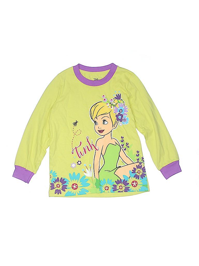 Disney Girls Long Sleeve T-Shirt Size 8