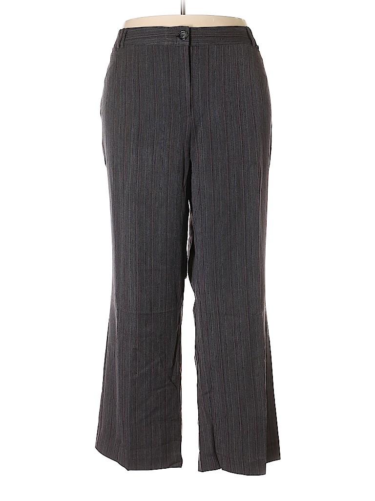 Avenue Women Dress Pants Size 28 (Plus)